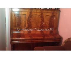 Пианино, старинное немецкое