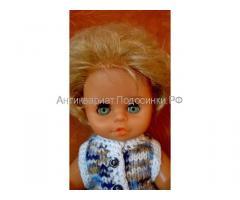 Кукла немка ГДР винтаж