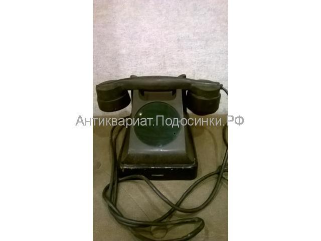 Советский телефонный аппарат Багта-50
