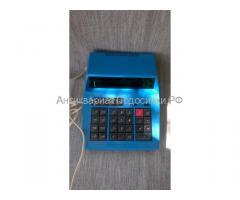 Калькулятор Электроника МК 44, 59