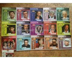 Музыкальная коллекция мк с дисками