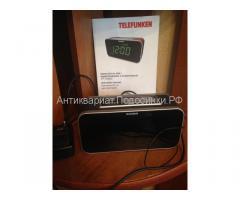 Радио-часы Telefunken TF-1503U