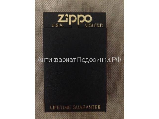 Зажигалка бензиновая Zippo