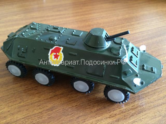 БТР70 советский