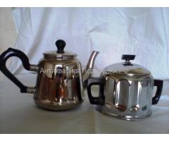 чайник и сахарница МНЦ Глухарь