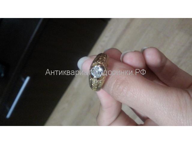 кольцо середины 19 века