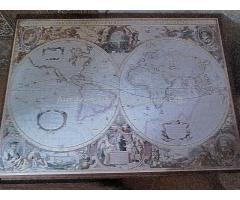 «Древняя карта мира»