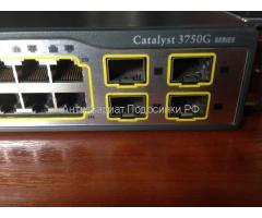 Cisco Catalyst 3750G 24 TS-S1U