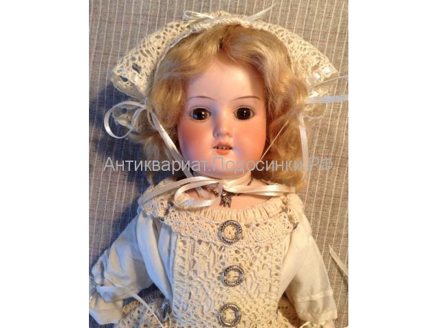 Кукла антикварная Арманд Марсель